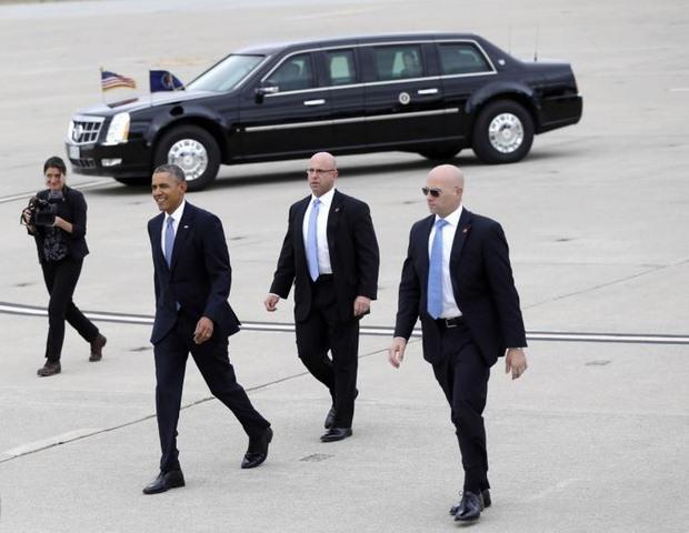 """3 lớp bảo vệ """"không thể xuyên phá"""" của Tổng thống Obama - 2"""